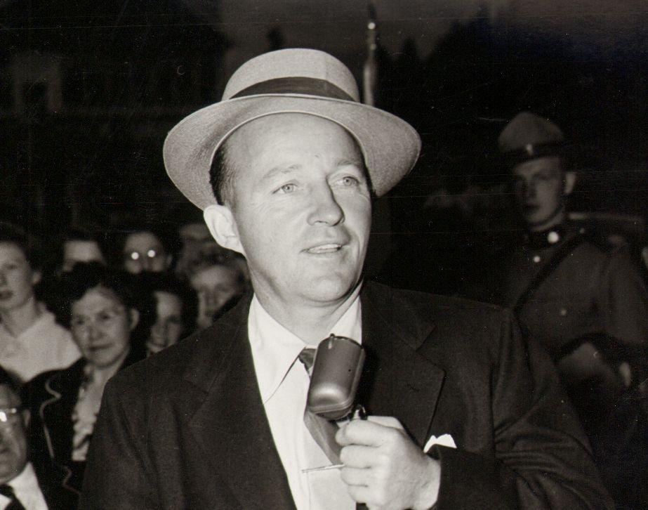 Bing Crosby en Vancouver