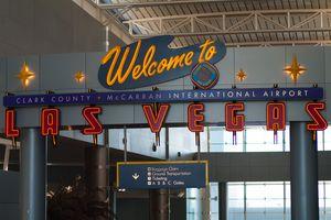 las vegas airport,tourism of america