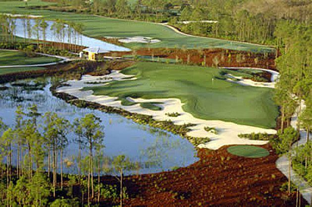 Foto de Old Corkscrew Golf Club, Estero, Florida