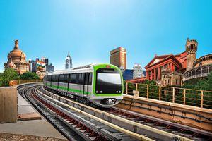 Bangalore Metro City