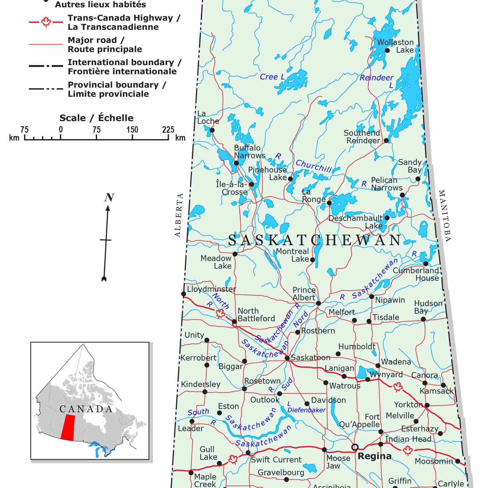 Map Of Provinces In Canada.Guide To Canadian Provinces And Territories