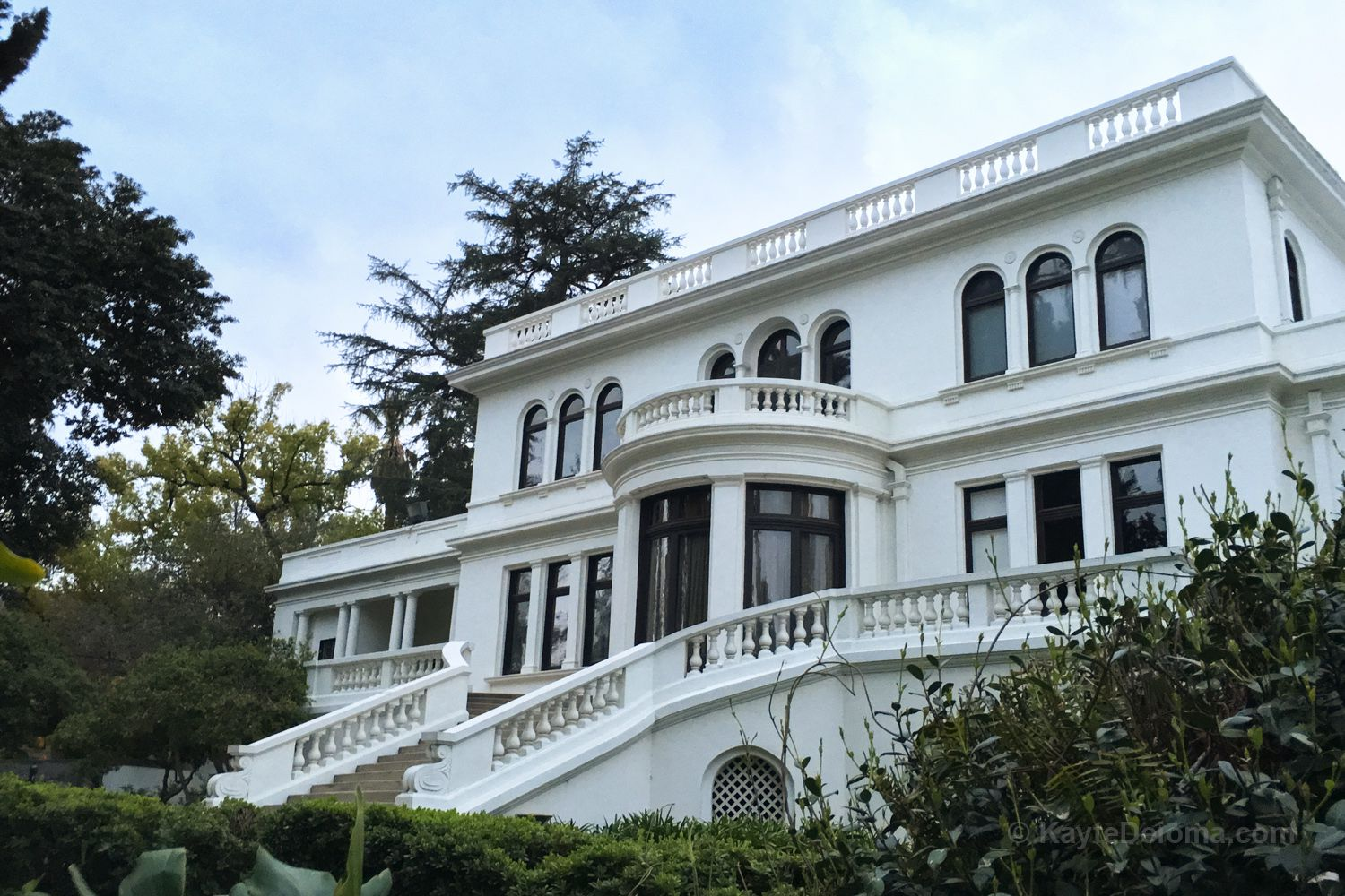 Historic Home Museums in Los Angeles