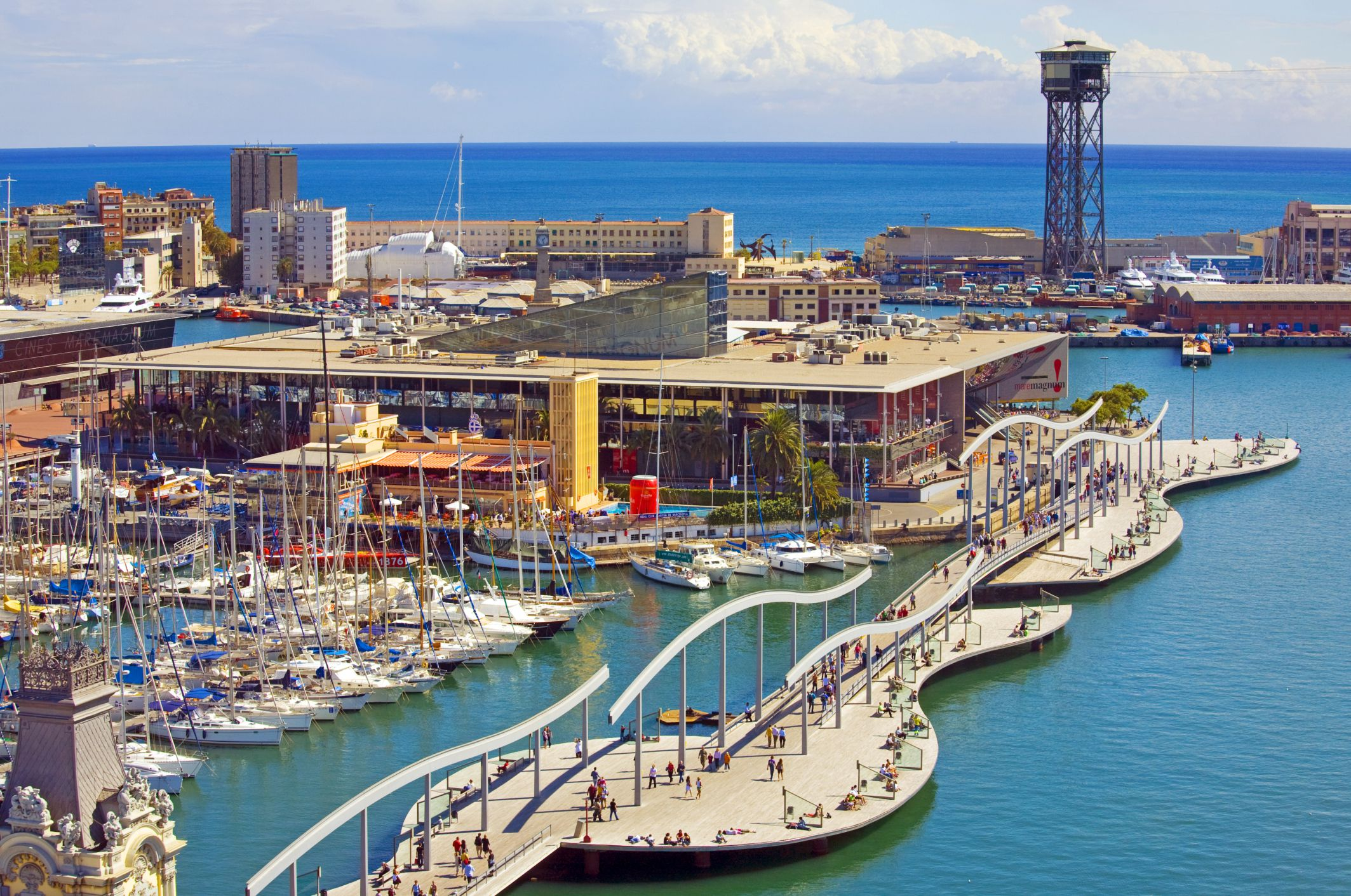 Exterior: Top Things To Do In The Barceloneta District Of Barcelona