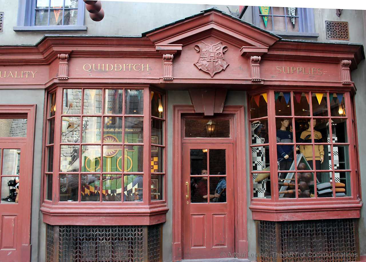 Shopping at The Wizarding World of Harry Potter