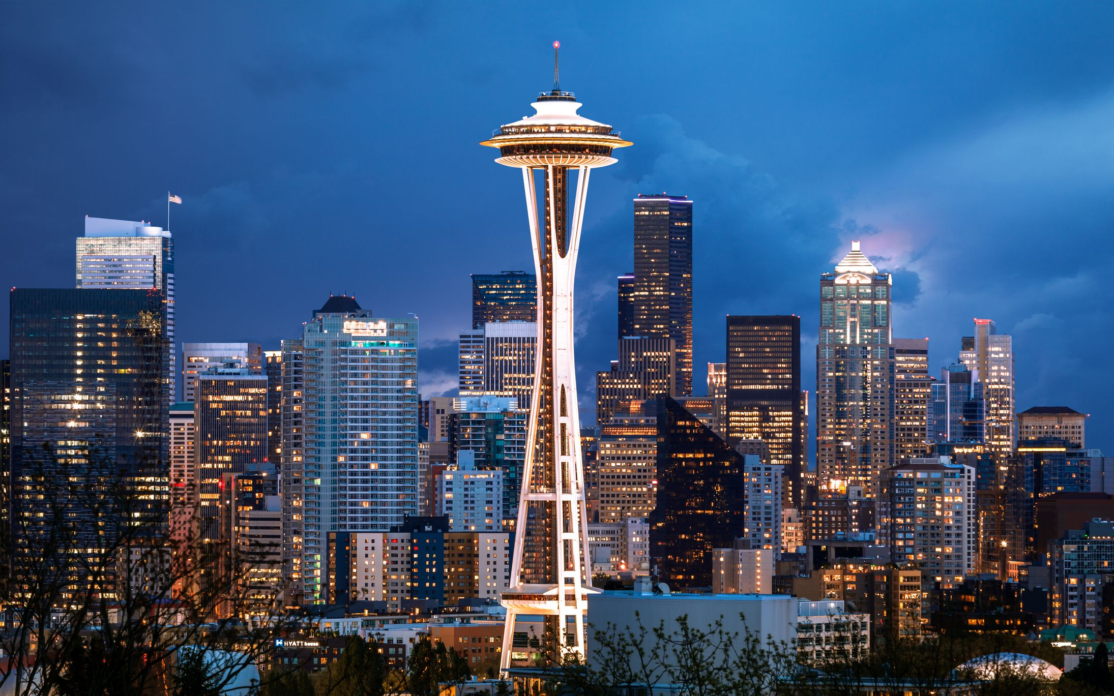 Seattle Space Needle Visitor Information