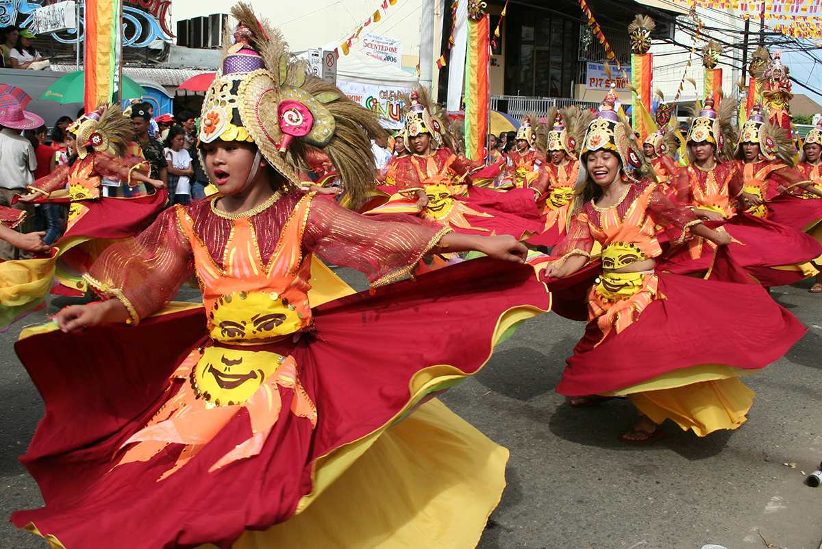 Sinulog Festival, Philippines