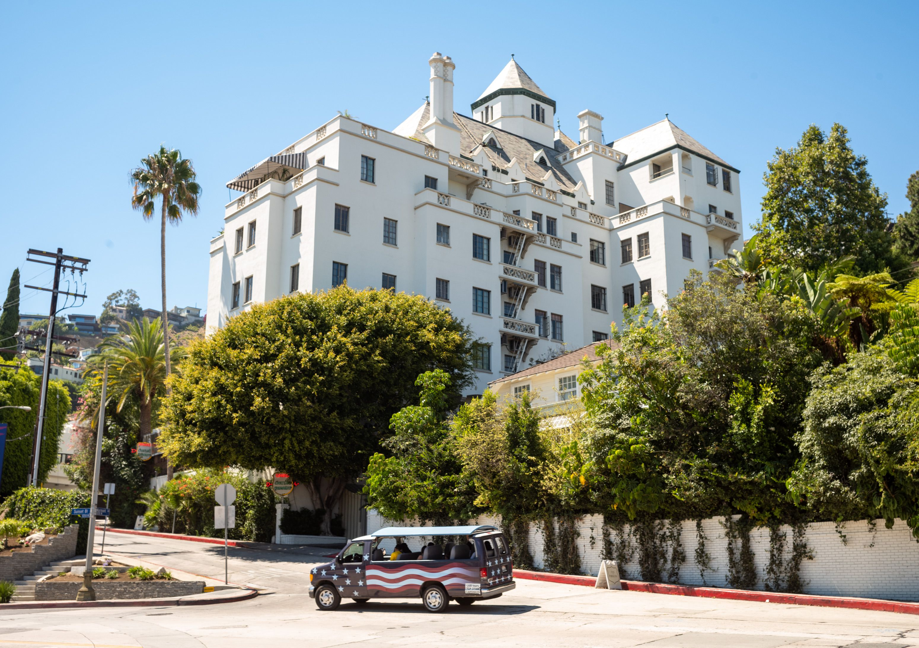One of L.A.'s Most Beloved Hotels Is Going Private