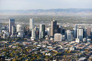 Visiting Denver, Colorado