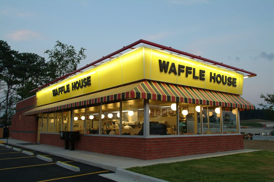 If You Don T Know About Waffle House Must Not Be From These Parts This 24 Hour Restaurants Is A Late Night Favorite While Most People Stick To The