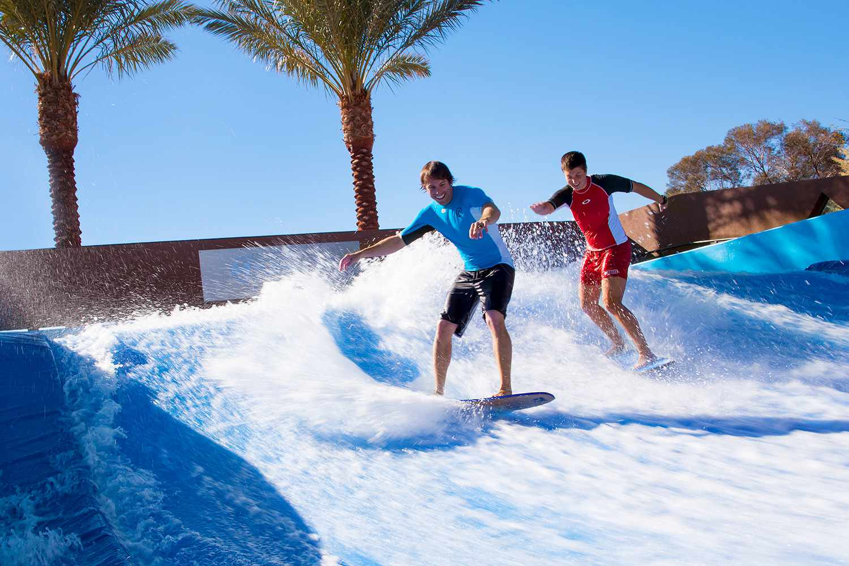 Westin Kierland Resort wave pool