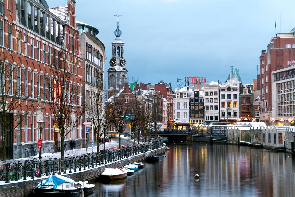 Christmas Weather.December In Amsterdam Weather And Event Guide