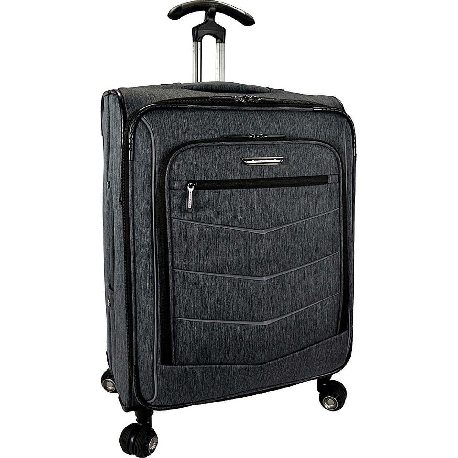 76ea7d131 Runner-Up, Best Overall: Traveler's Choice Silverwood 26-Inch Softside  Spinner