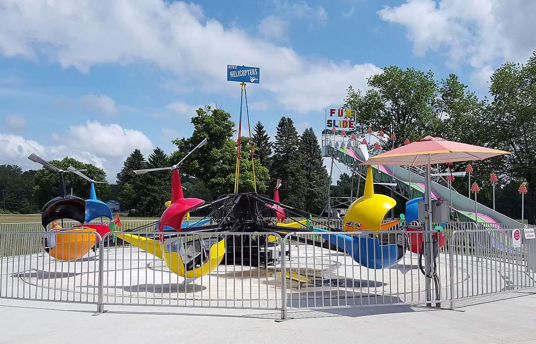 Rye Playland coaster