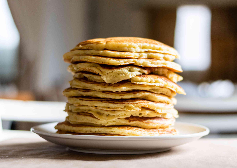 Buttermilk Pancakes at Buttermilk Kitchen