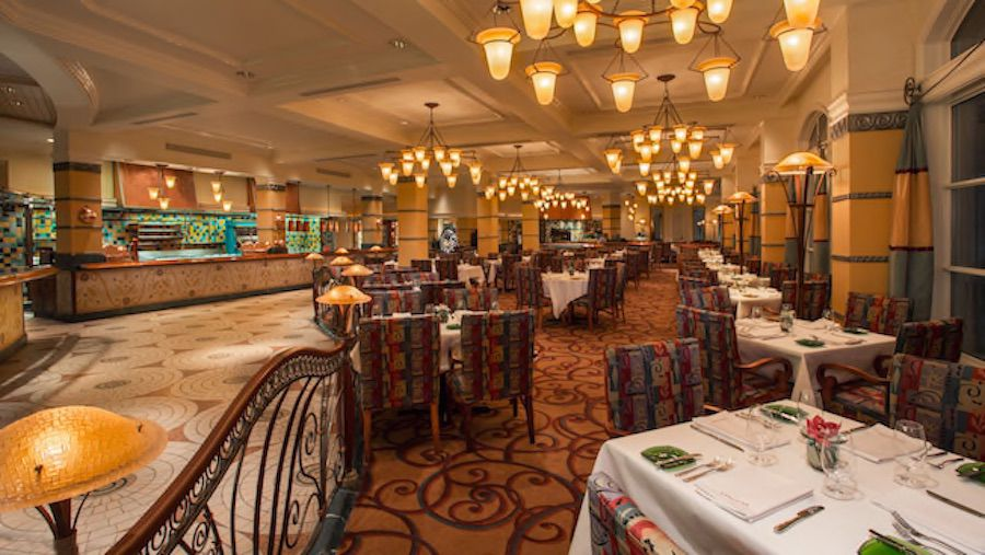 The Top 10 Table Service Restaurants At Disney World