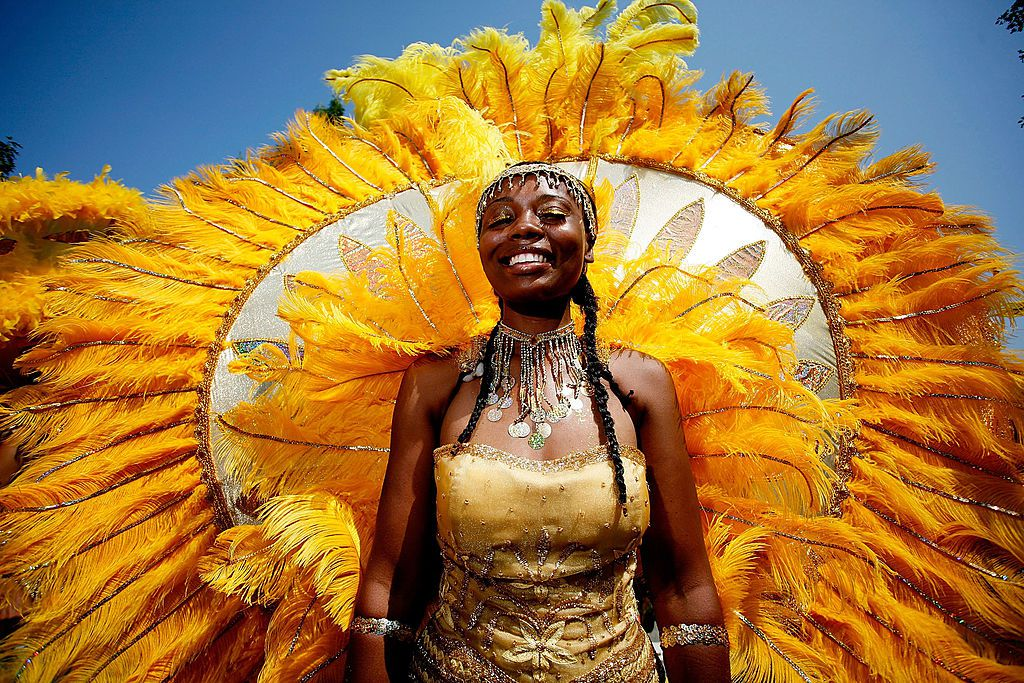 West Indian Day Parade 2016: Best photos from Brooklyn's ... |West Indian Carnival Queen