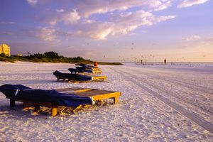 Fort. Myers, Florida in the winter