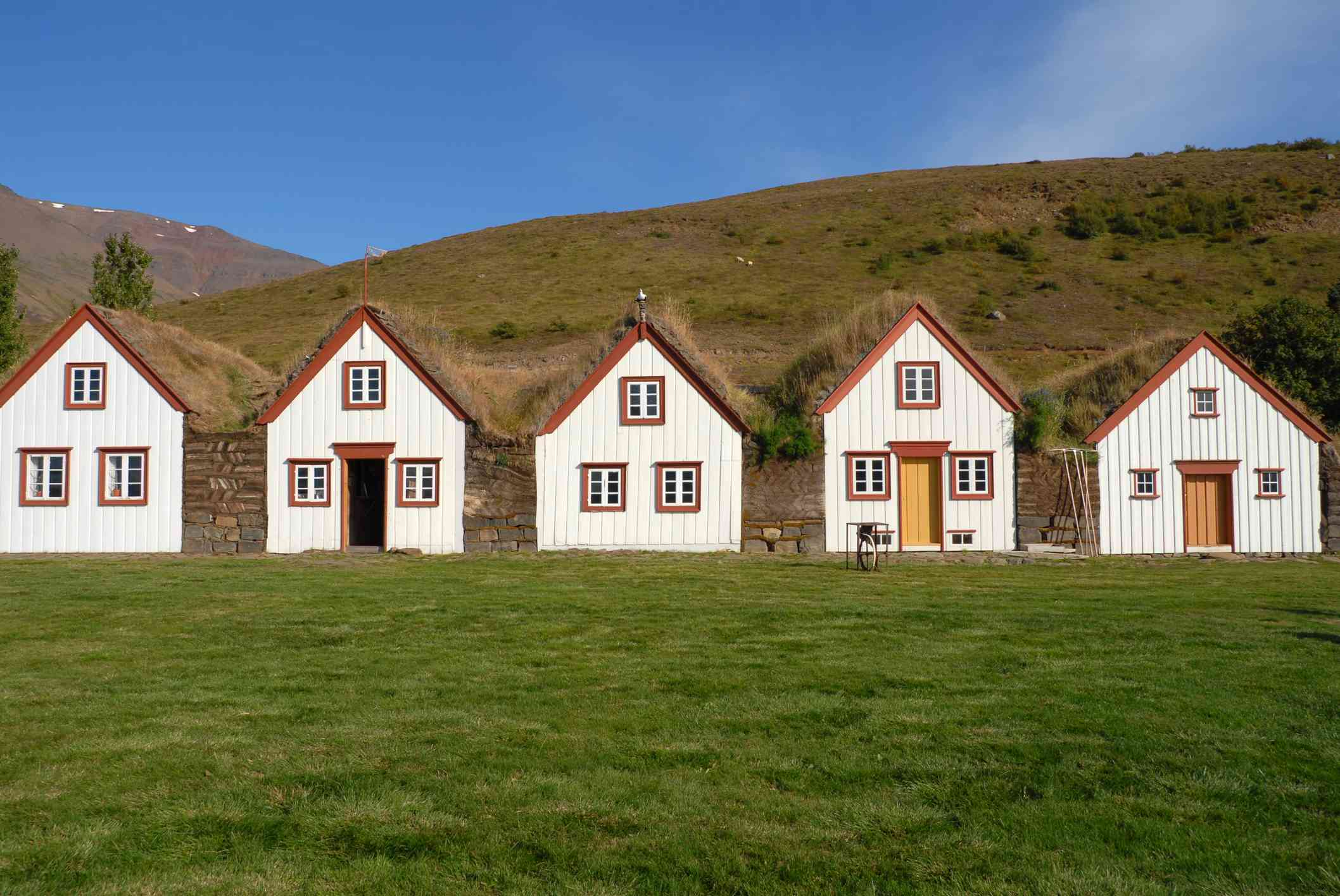 Laufhús, Iceland