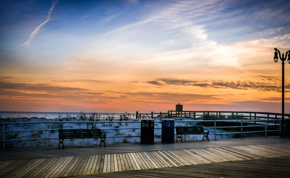 Atlantic Coast Boardwalk
