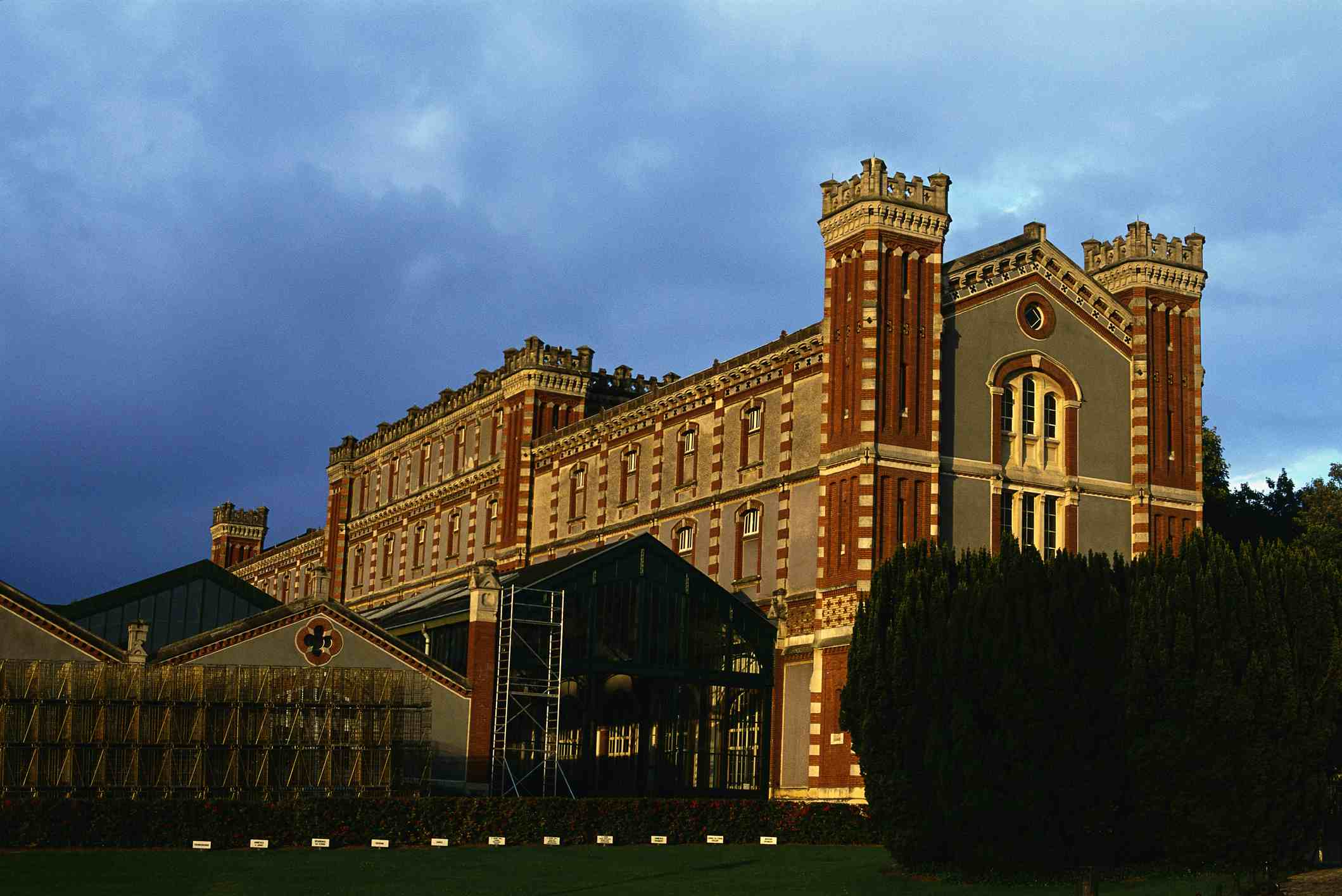 Pommery Champagne Estate