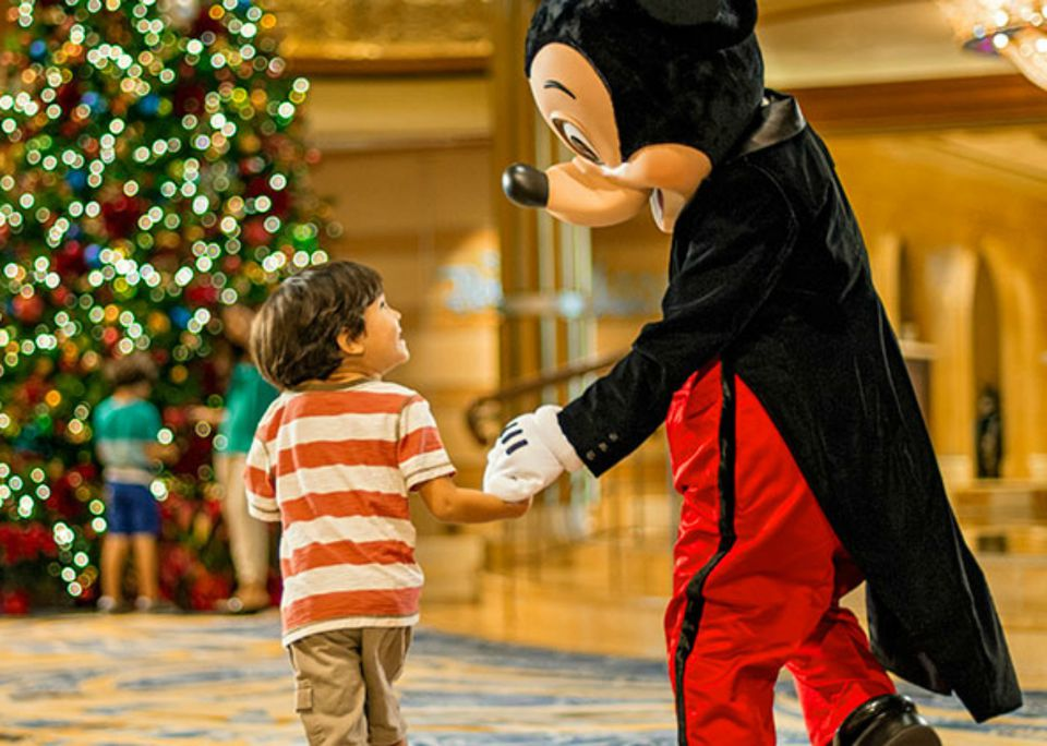 Disney Cruise line, holidays