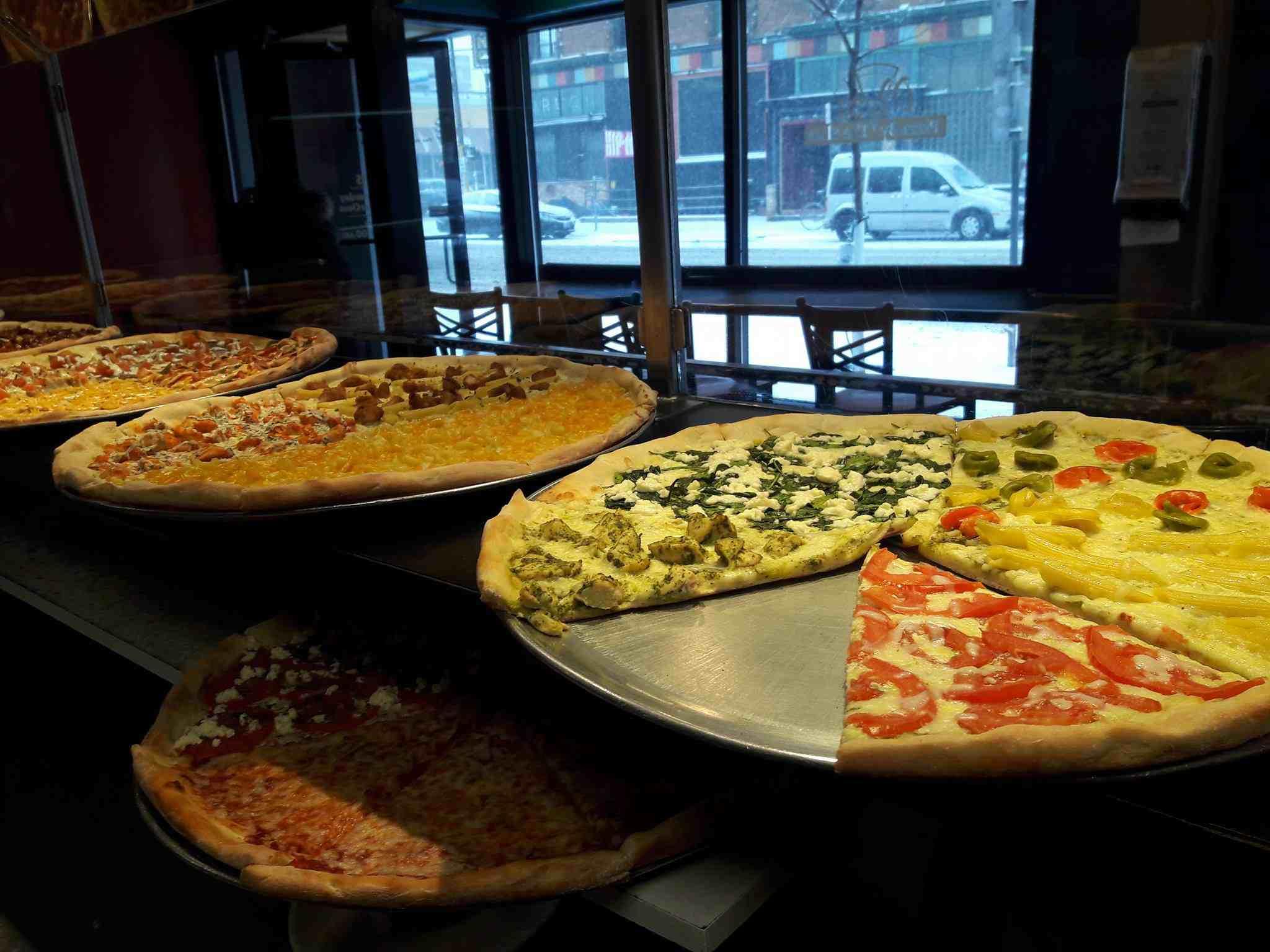 Courtesy Of Mesa Pizza
