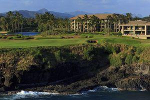 Marriott Resort & Kauai Lagoons Golf Course, Lihue City, Kauai Island