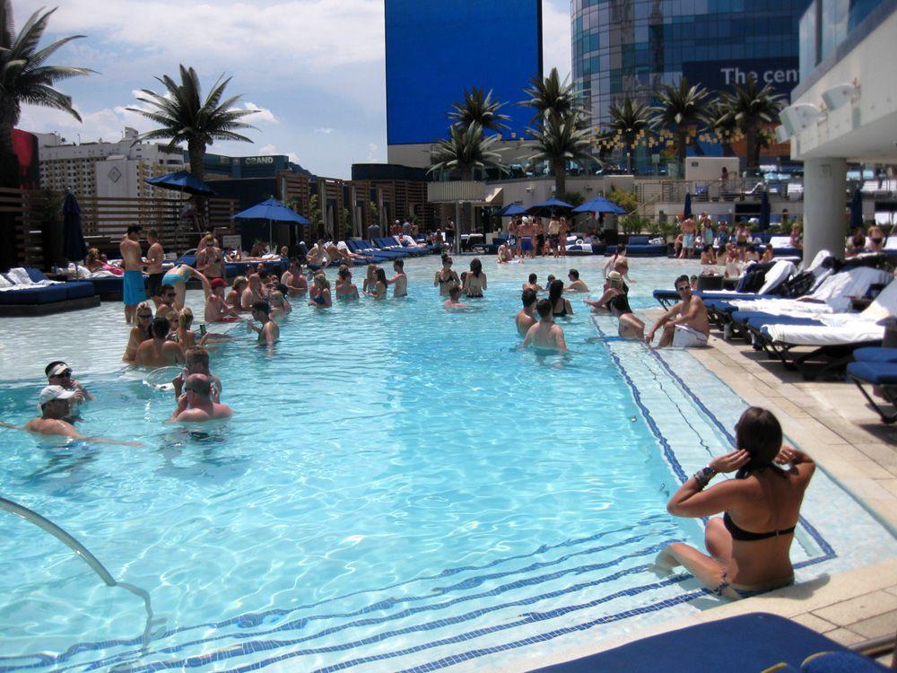 East Pool at Cosmopolitan Las Vegas in Las Vegas Strip