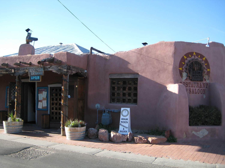 High Noon Restaurant & Saloon at Mountain & San Felipe Roads