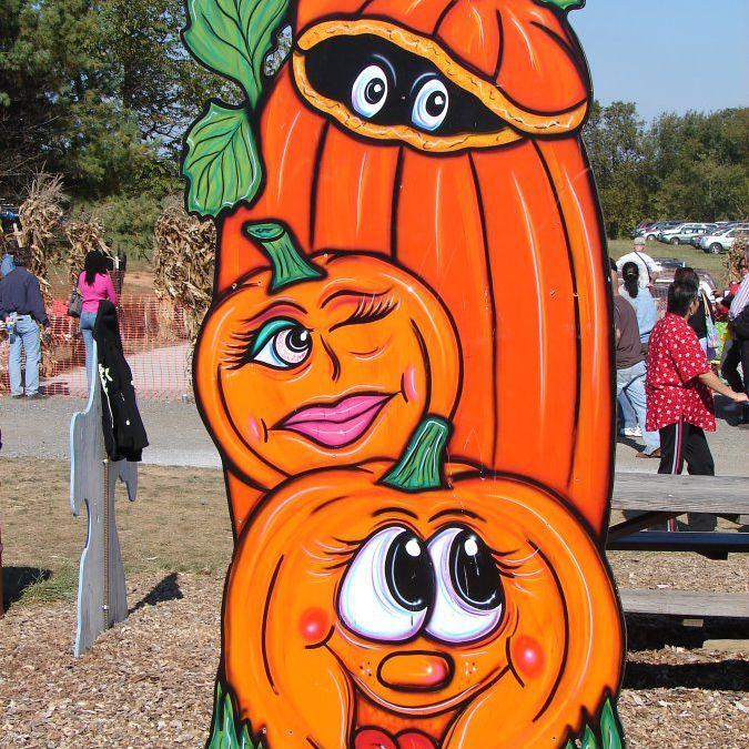 Festival de la calabaza de Butlers Orchard