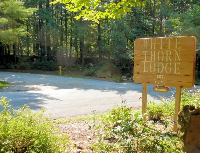 White Thorn Lodge nudist camp