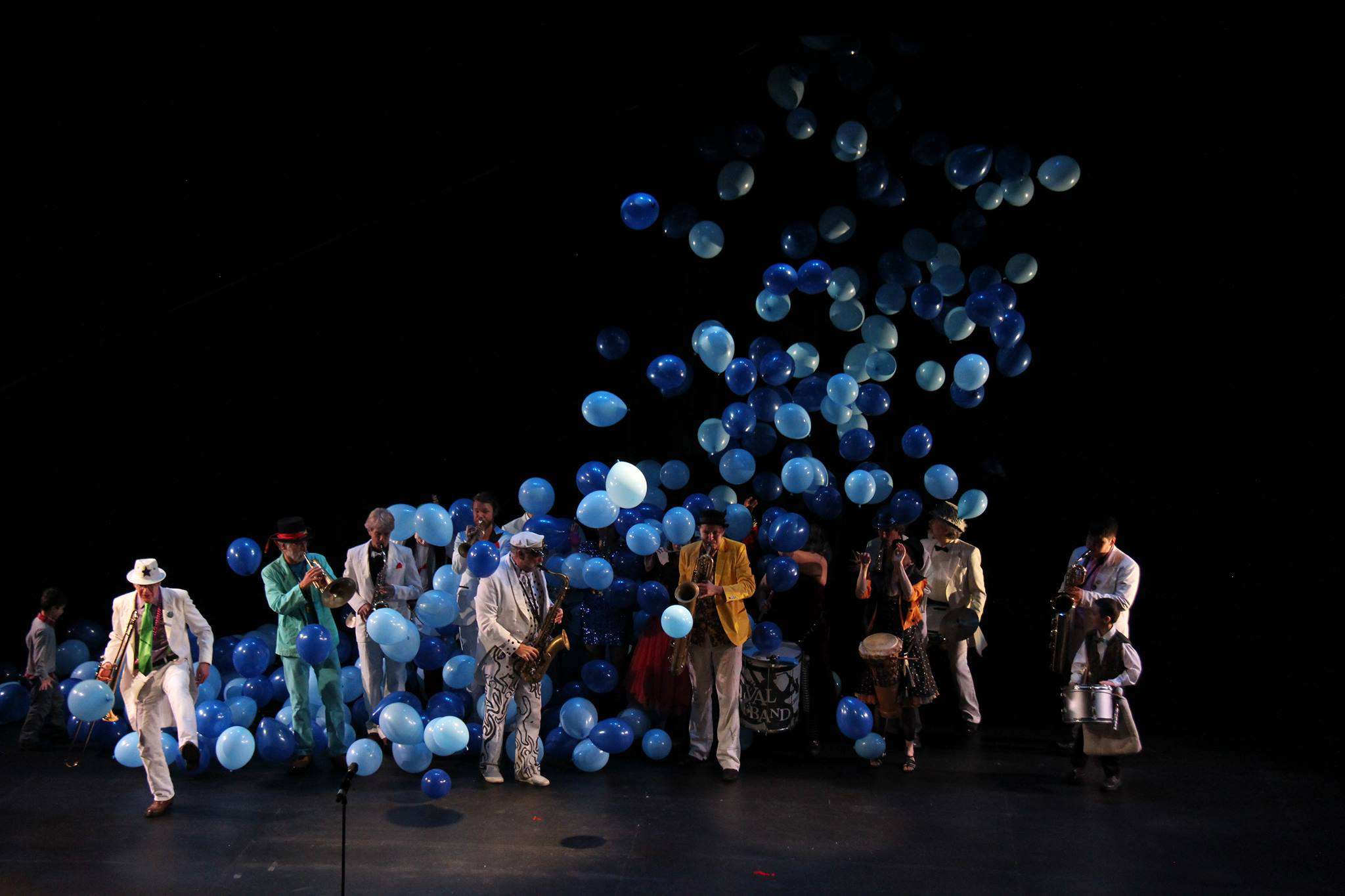 Vancouver Cabaret Theatre Family-Friendly New Year's Eve