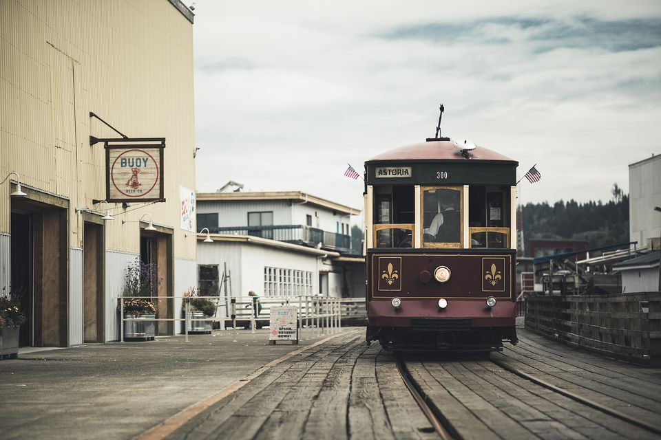Astoria Trolley