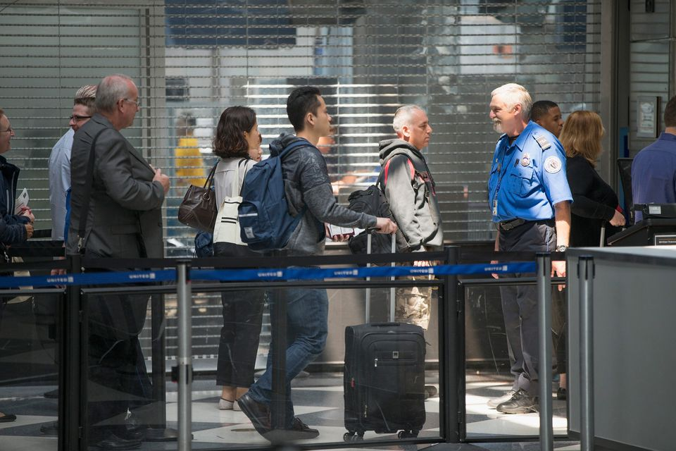 Planning ahead will help you get through airport security more easily.