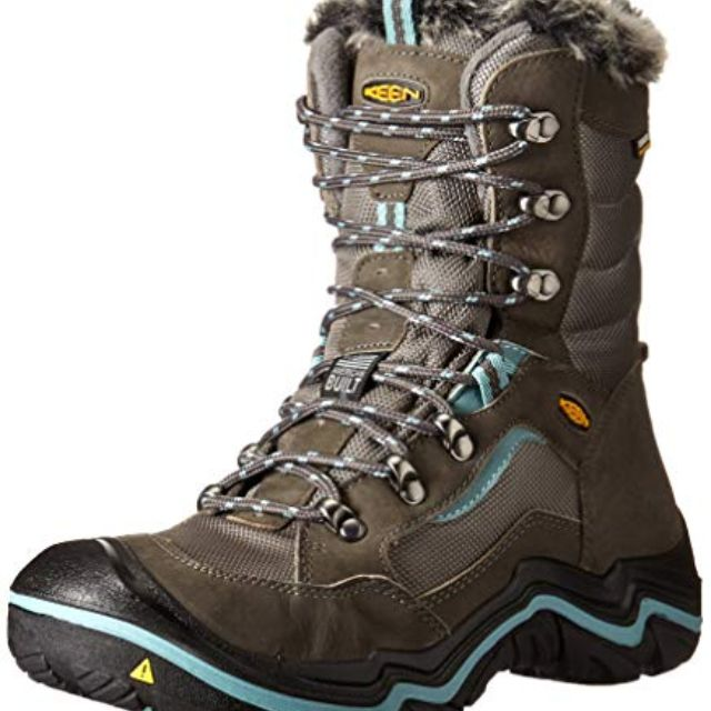 Best Overall  Keen Durand Polar Hiking Boot cb0efa7235b5