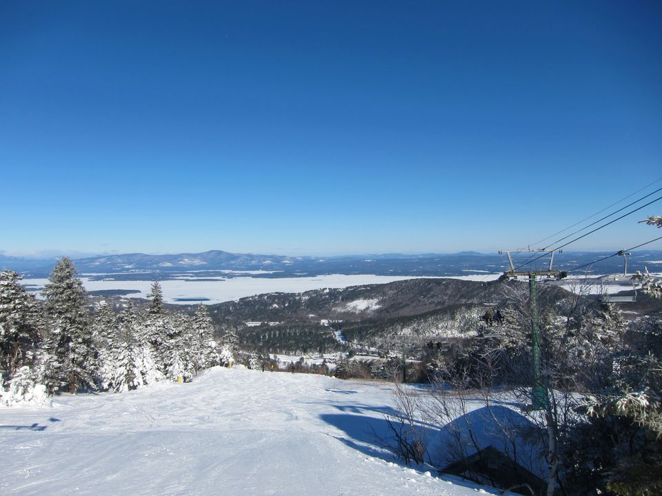 Gunstock Mountain View