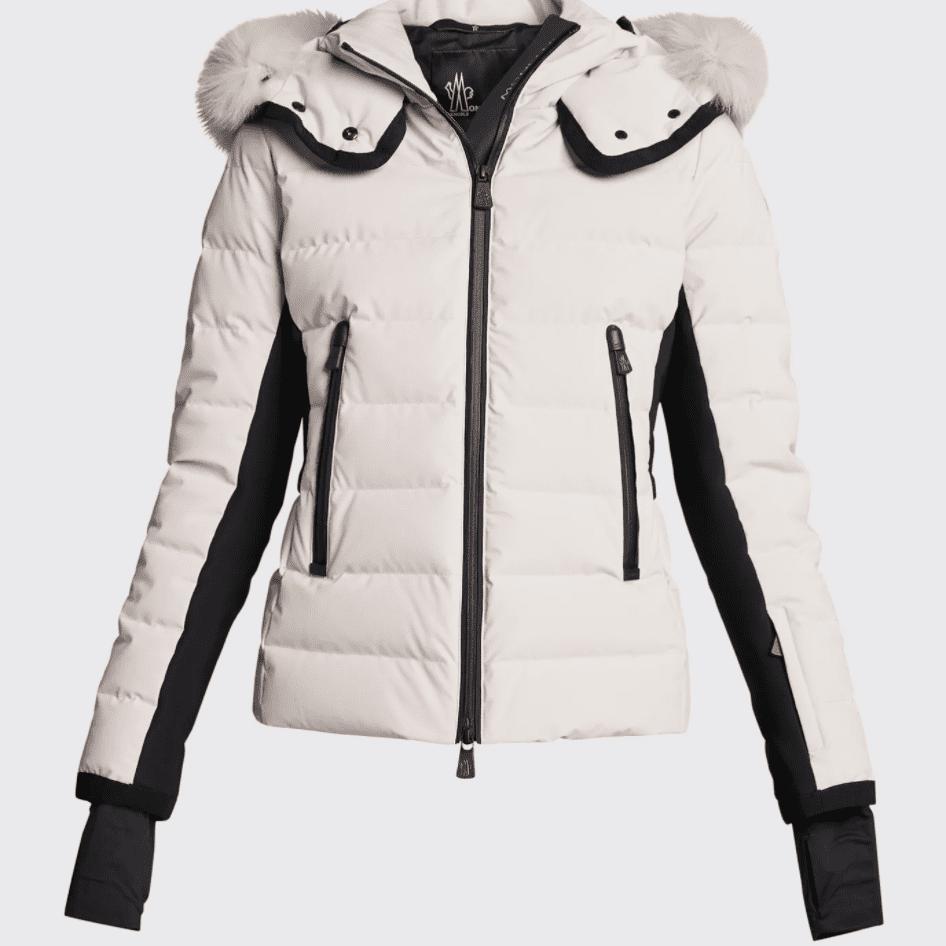 Moncler Lamoura Technical Ski Jacket