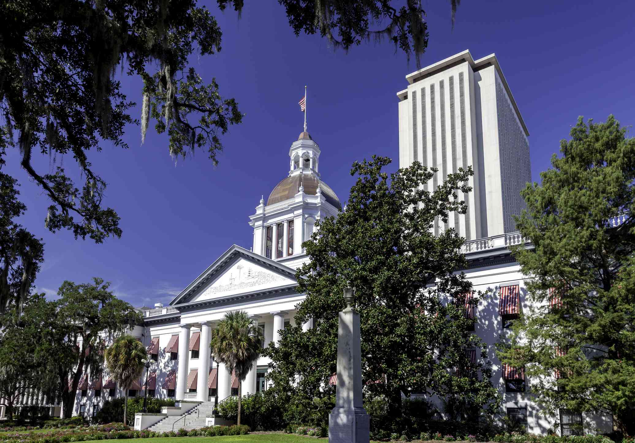 View of the Florida Capital Complex