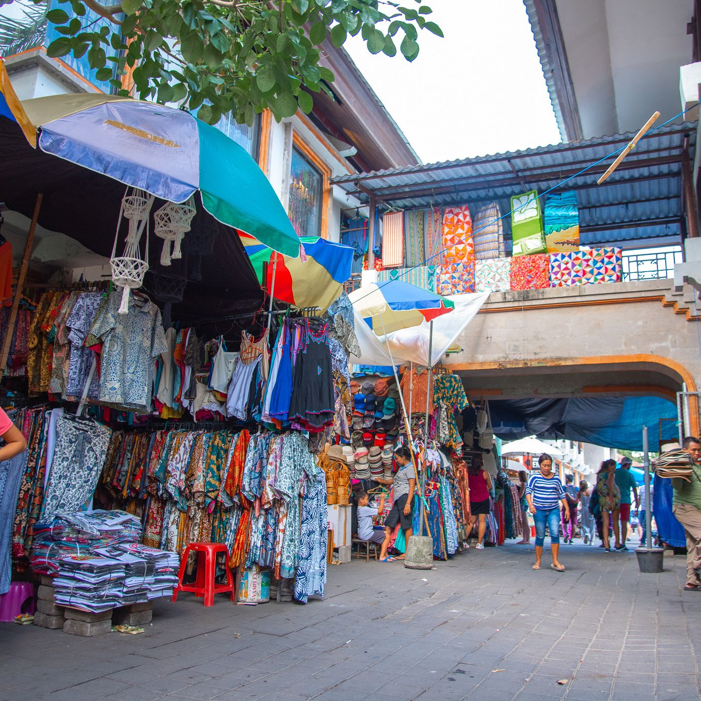 Where to Shop in and Around Ubud and Central Bali