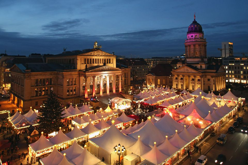 the christmas market in berlin - When Is Christmas In Germany