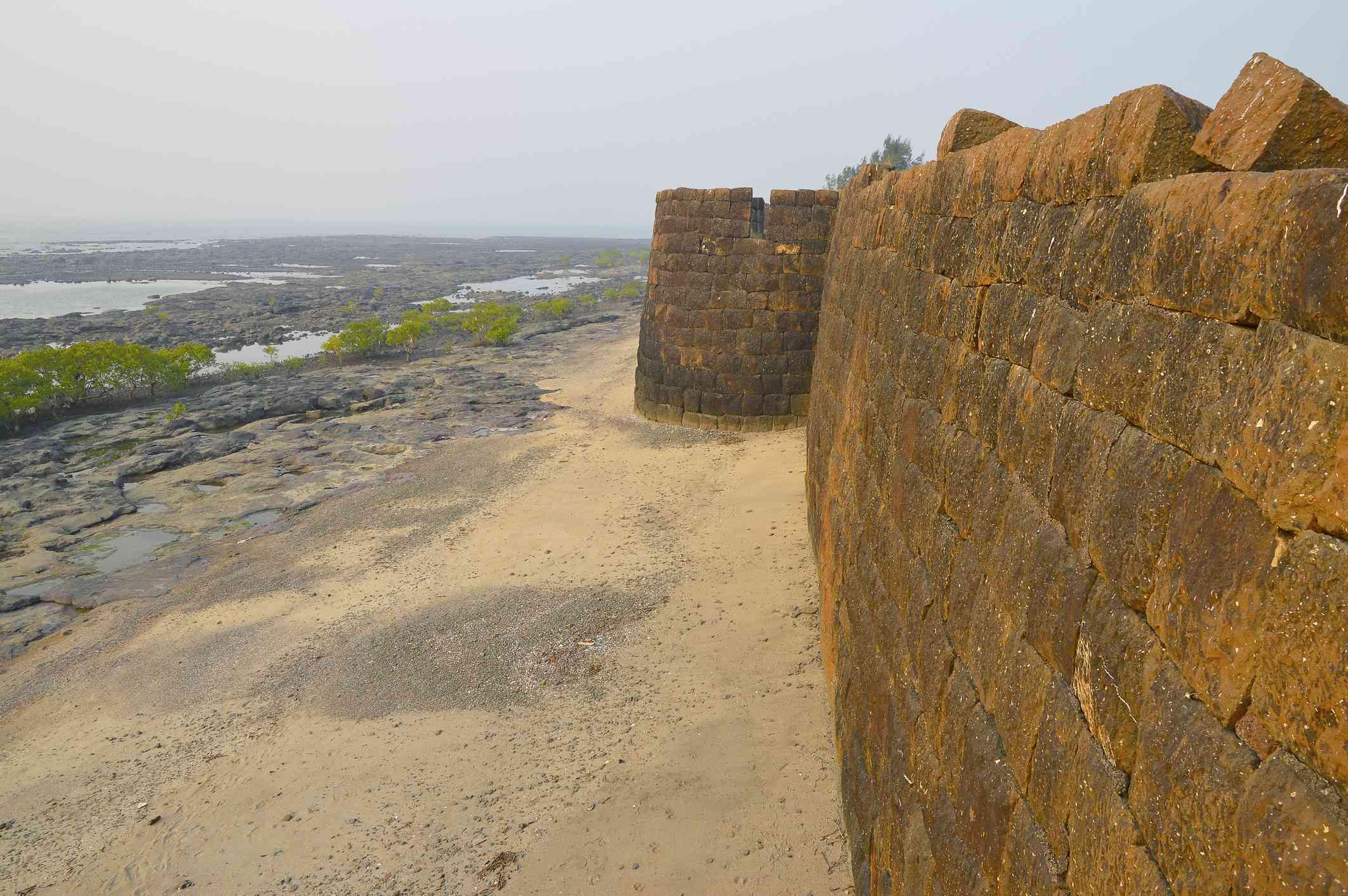 Kolaba Fort, Alibaug.
