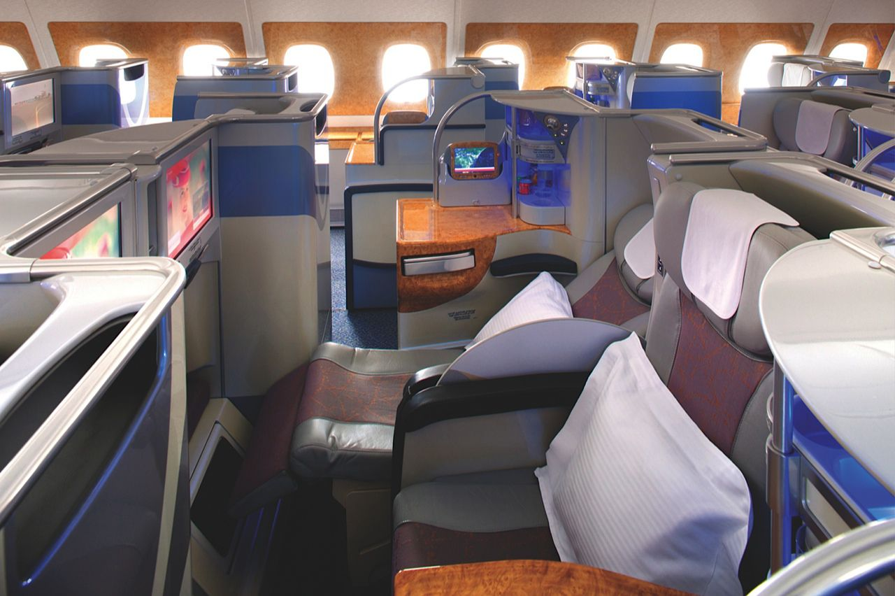 Emirates Airline - World's Best Flights