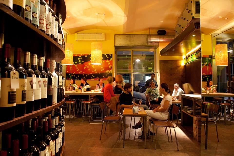 Unger und Klein is a popular and friendly wine bar in central Vienna.