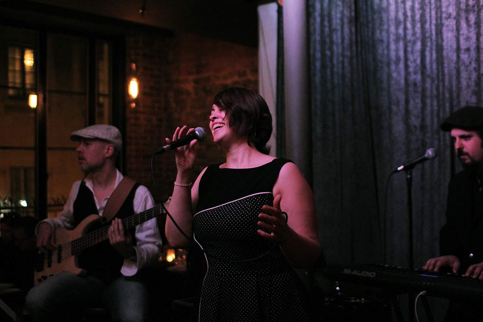 Montreal jazz club performer