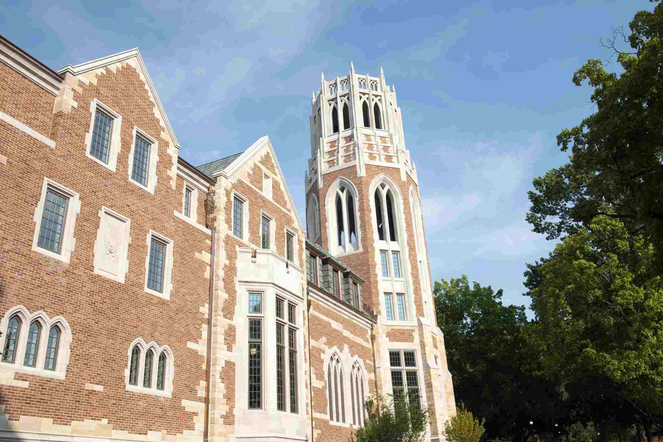 το κρατικό πανεπιστήμιο της Ιντιάνα χρονολογείται