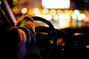 ride share driver