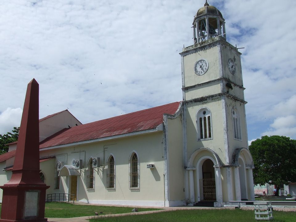 Catholic Church in Parintins, Brazil