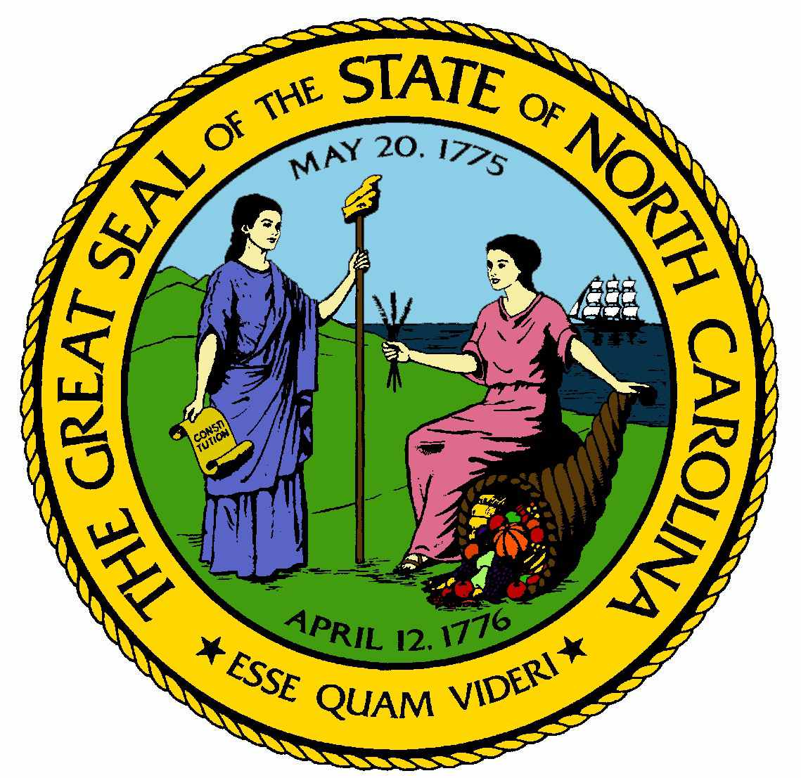 North Carolinas State Symbols At A Glance