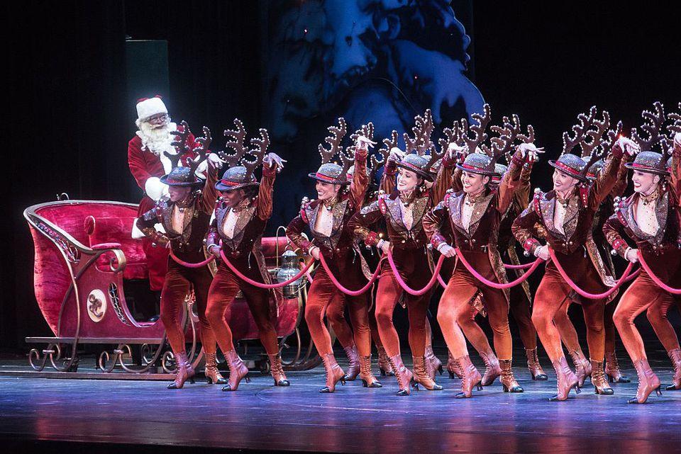 radio city christmas spectacular - Nyc Christmas Shows