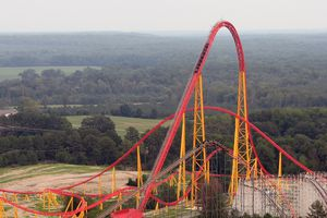 Intimidator Roller Coaster